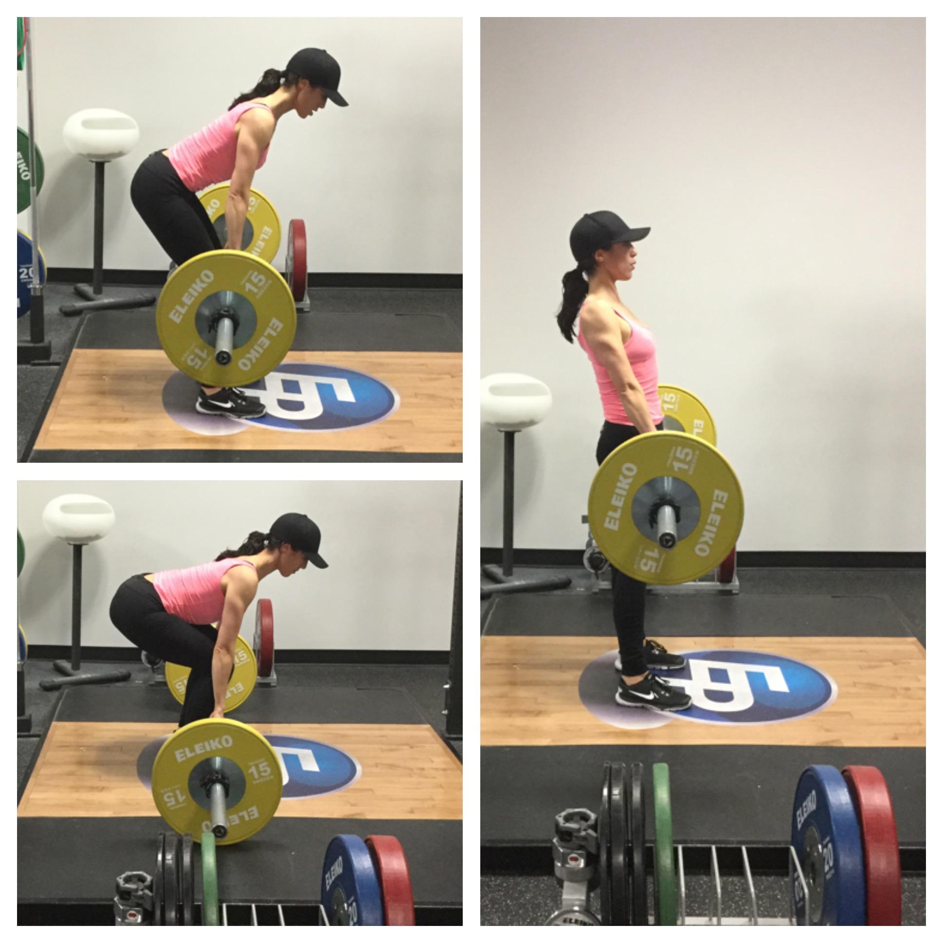 Perform a proper deadlift for total body strengthening elite correct deadlift falaconquin
